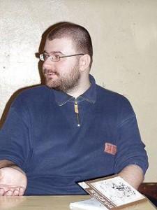 Autor po napisaniu książki powinien się zastrzelić (rozmowa z Jackiem Dukajem)