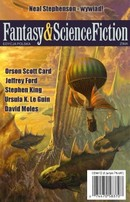 """Fantasy & Science Fiction"" (zima 2010)"