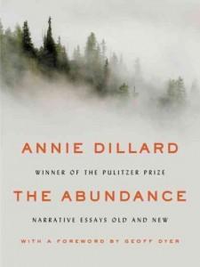 Annie Dillard Abundance