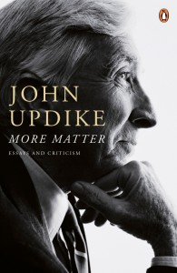 Updike_More matter