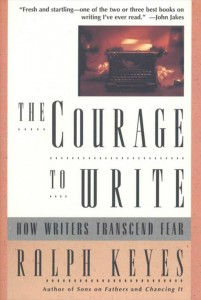 Ralpha Keyesa - The Courage to Write